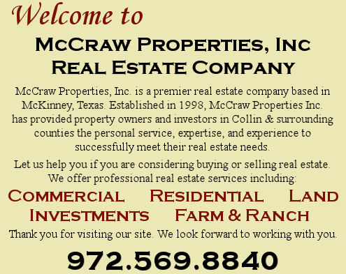 McCraw Properties